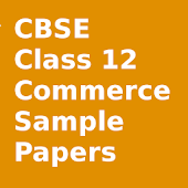 Commerce Class 12 Sample Paper
