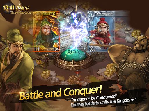 Roll Dice: Three Kingdoms  screenshots 7