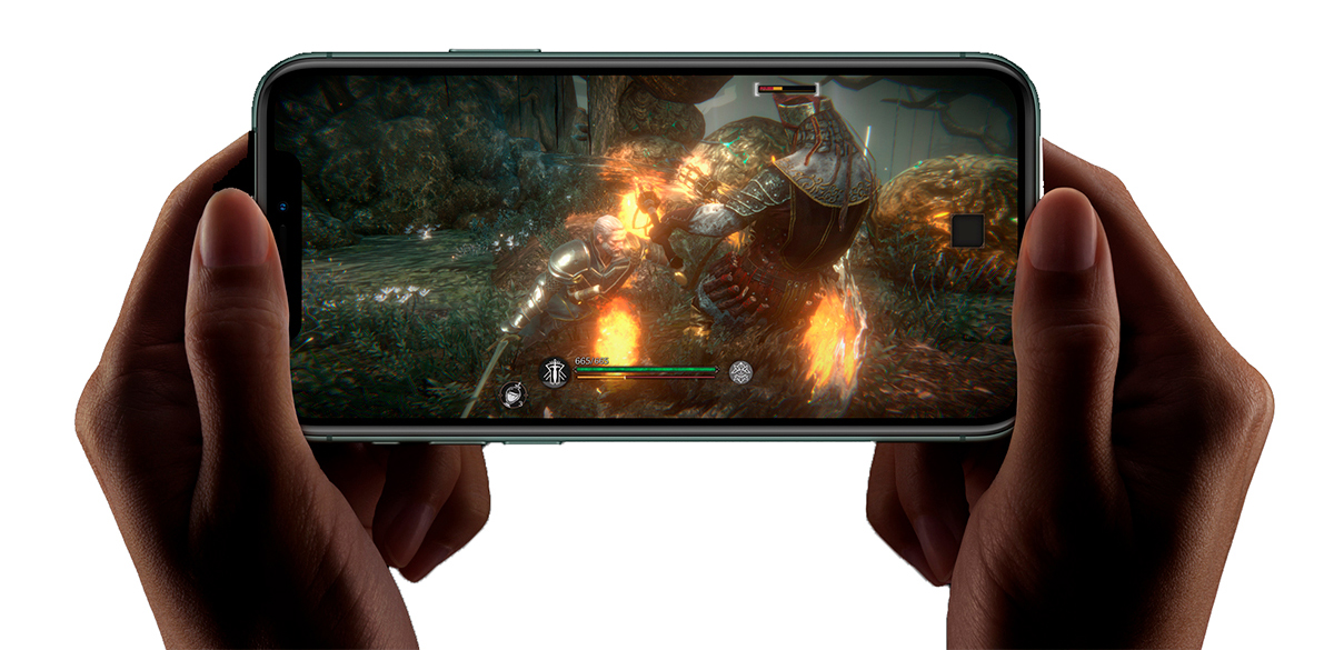 Apple iPhone 11 Pro Max игры