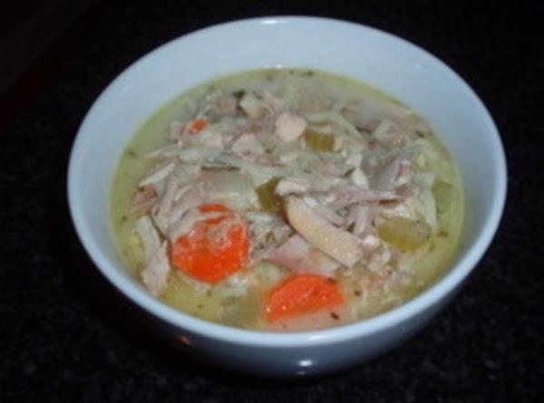 Favorite Chicken Noodle Soup Recipe