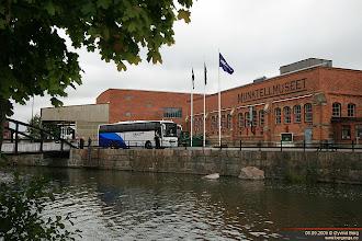 Photo: #180: UF 37918 ved Munktellmuseet i Eskilstuna, 06.09.2009.