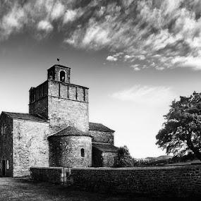 Eglise romane de Comps. by Sébastien Muller - Buildings & Architecture Other Exteriors