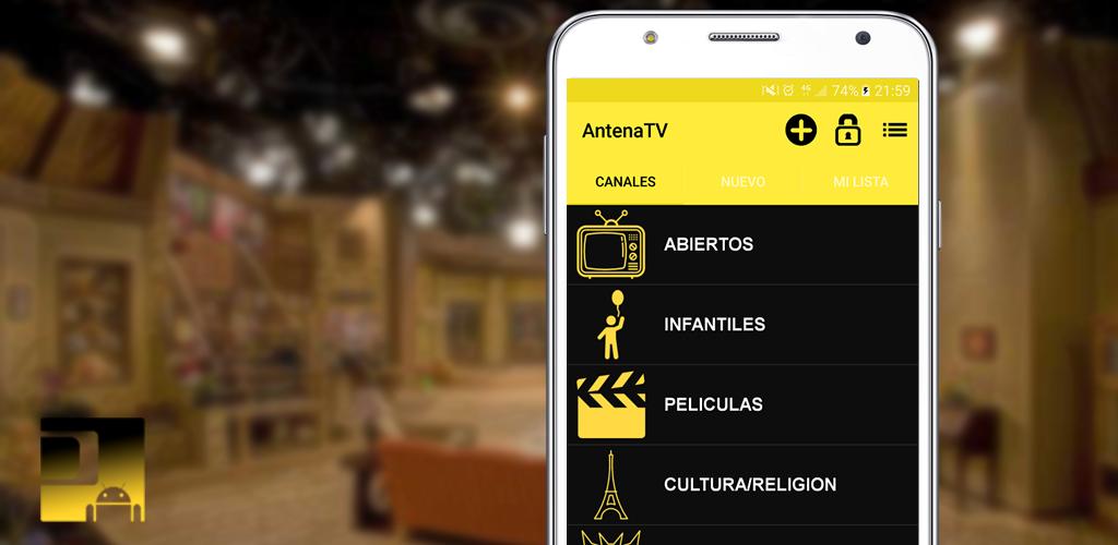 AntenaTV 1 4 4 Apk Download - com matsepu APK free