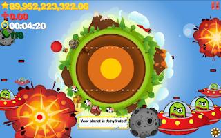 Screenshot of Planet EVO