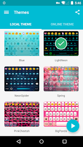 Emoji Keyboard - Emoticons(KK) v3.1.0