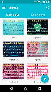 Emoji Keyboard - Emoticons(KK) v3.1.1