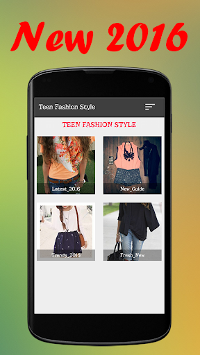 Teen Fashion 2016