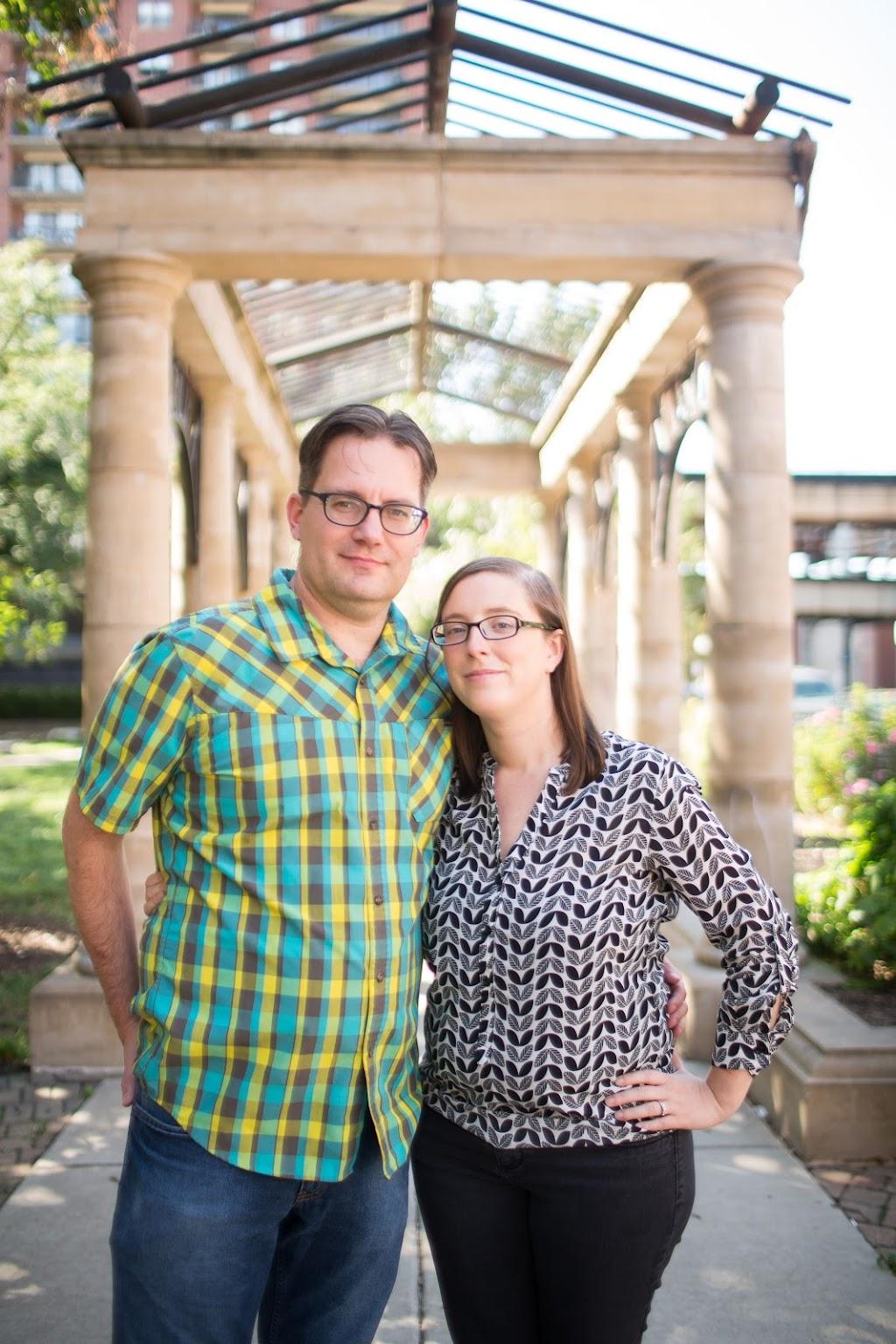 Brandon and Amanda Neely Business Activists