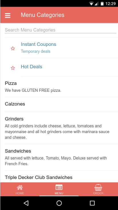 Husky Pizza Manchester- screenshot