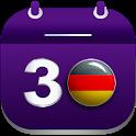 Deutschland Kalender icon