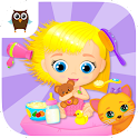 Lily & Kitty Baby Doll House icon