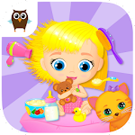 Lily & Kitty Baby Doll House 1.0.9 Apk