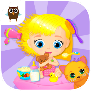 Lily & Kitty Baby Doll House for PC and MAC