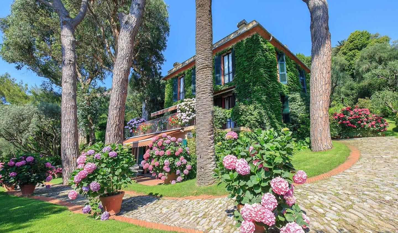 Villa avec jardin et terrasse Santa Margherita Ligure