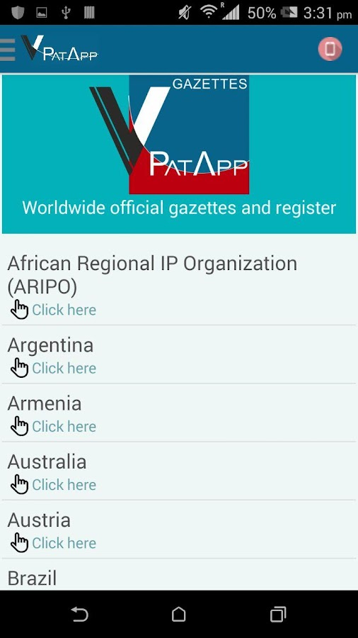 VPATAPP- screenshot