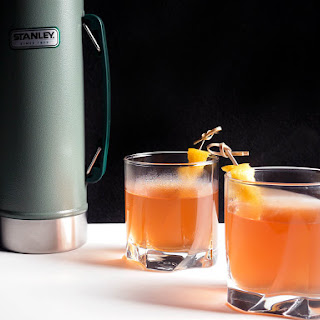 Hot Ward 8 Cocktail