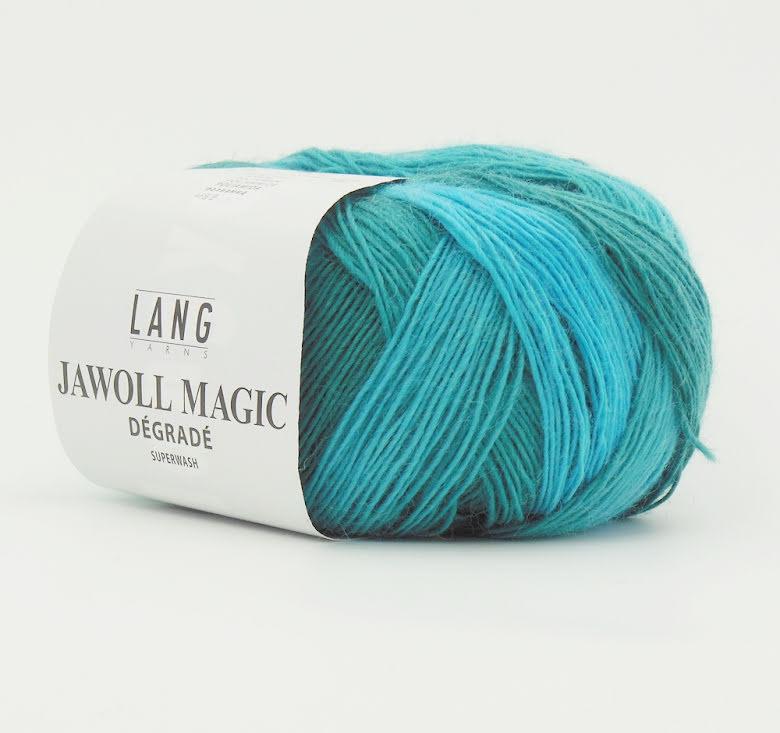Jawoll Magic Degrade, nr 74 grönturkos