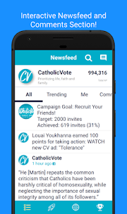 CatholicVote- screenshot thumbnail