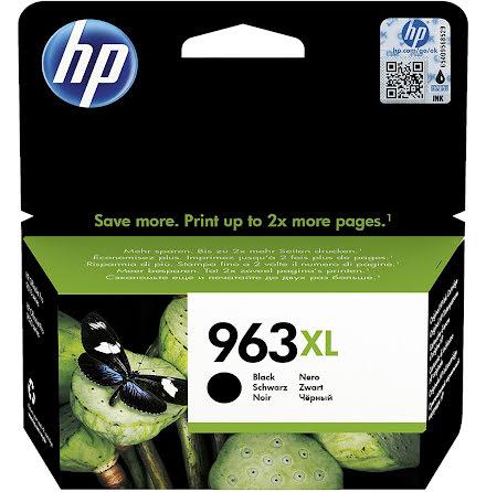 Bläck HP 963XL 3JA30AE svart