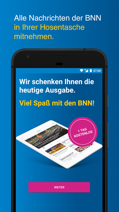 Neueste Android Apps