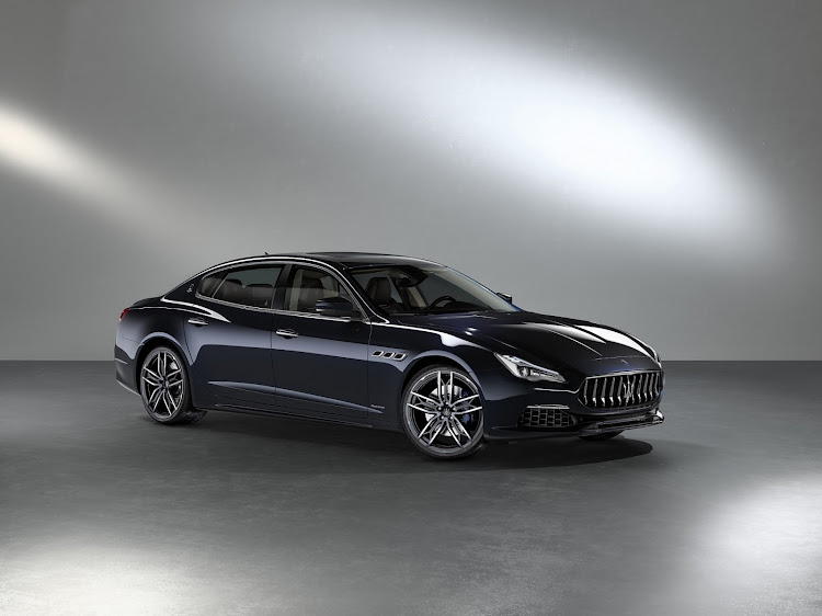 A Pair Of Limited Edition Maserati Models To Debut At