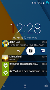 NiLS Lock Screen Notifications- screenshot thumbnail