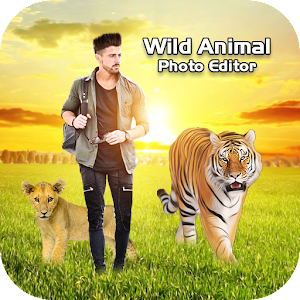 Wild Animal Photo Editor App Report On Mobile Action