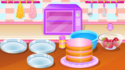 cooking games cake berries 3.0.0 screenshots 14