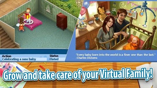 Virtual Families 2 Mod Apk 3