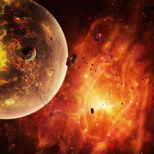 小惑星ライブ壁紙