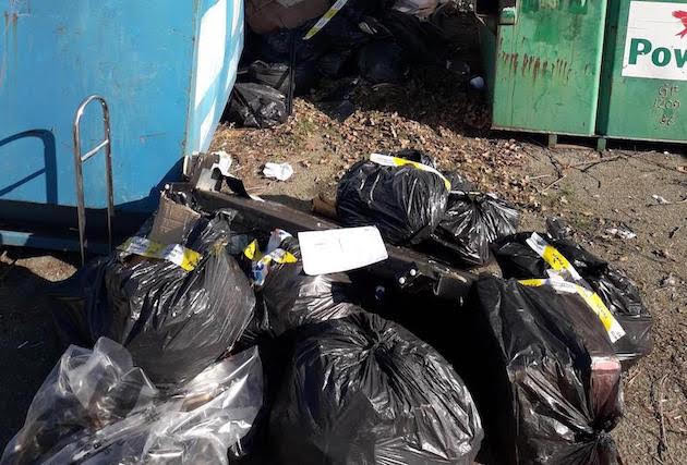 Welshpool man convicted of fly tipping