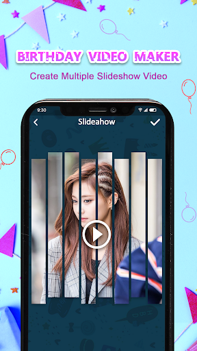 Birthday Video Maker with Song and Name screenshot 5