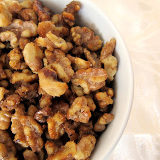 Candied Walnuts Recipe With Brown Sugar