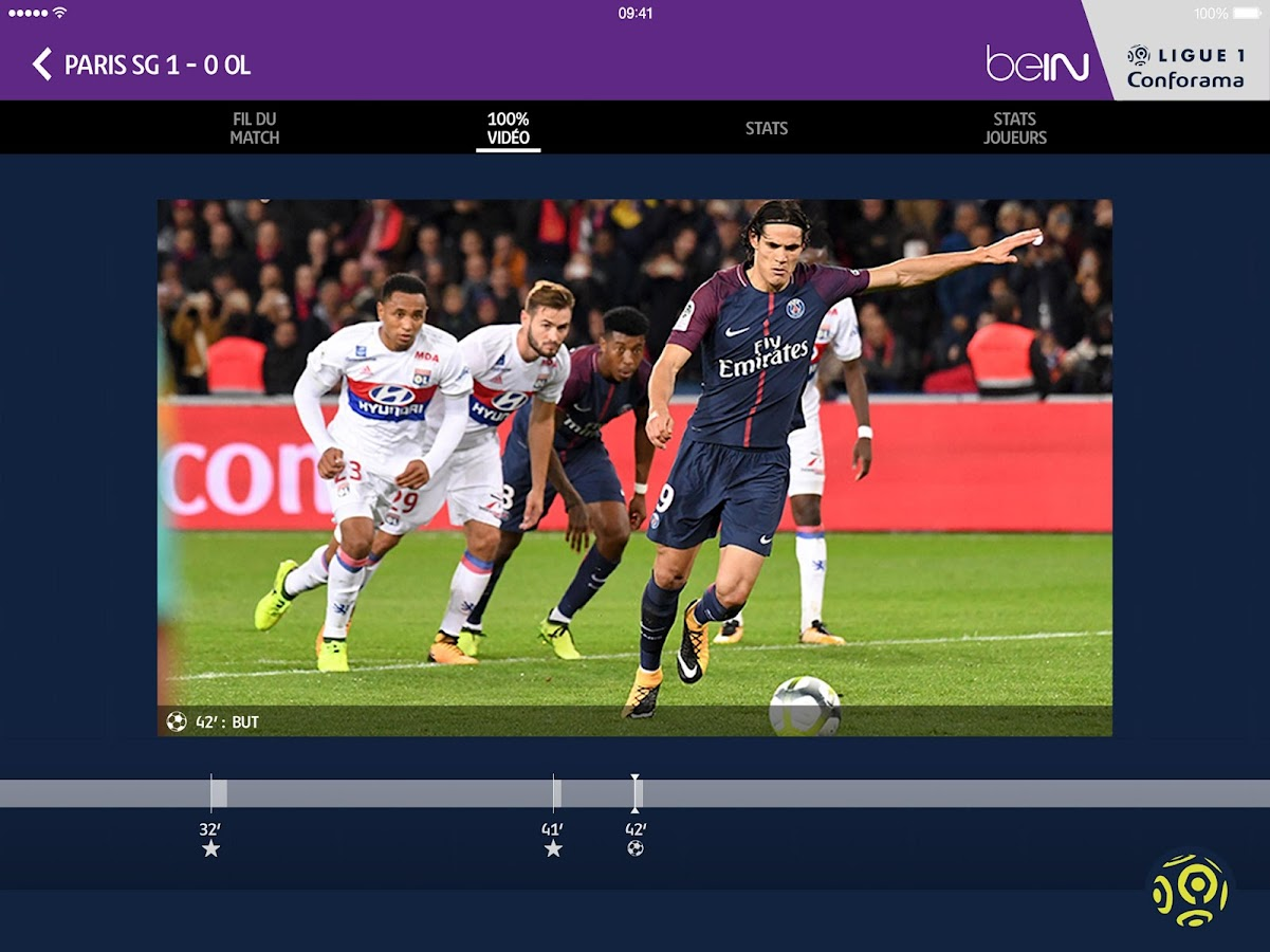beIN Ligue 1- screenshot