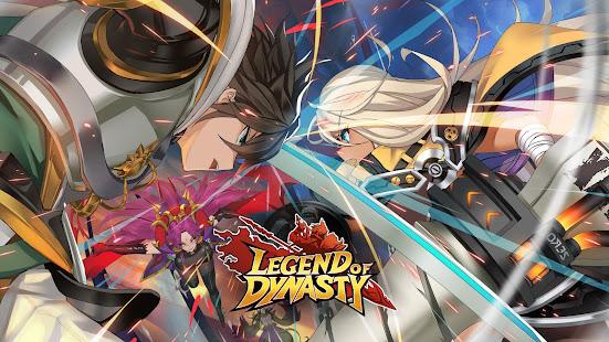 Legend of Dynasty-CBT 1