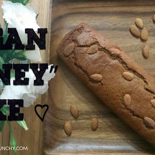 Vegan Honey Cake | Rosh Hashanah Desserts.