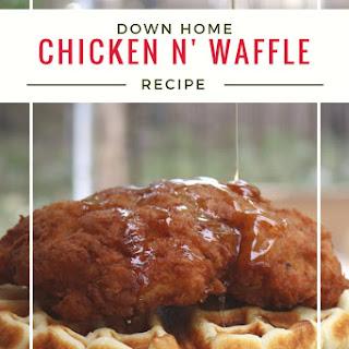 Chicken n' Waffles.