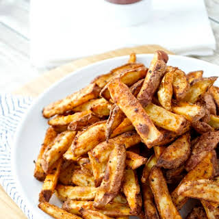 Crispy Oven Fries.