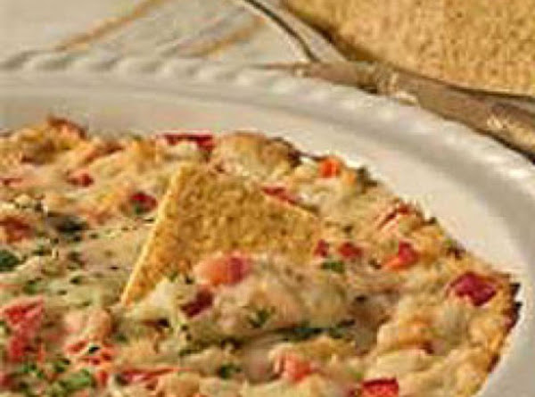 Cheesy Hot Crab And Red Pepper Dip Recipe