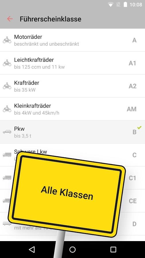 Pocket Fahrschule- screenshot