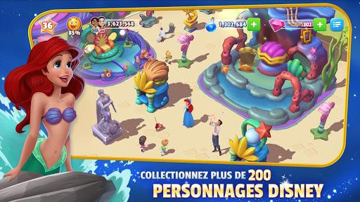 Télécharger Disney Magic Kingdoms : Construis ton Parc APK MOD 1