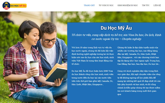 DuhocMyAu - Education Consulting Company