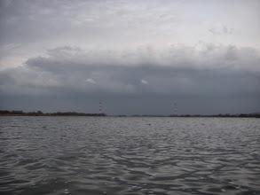 Photo: nad Szczecinem pochmurnie