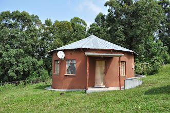 Photo: My abode during the trip - known as the Granny Rondo