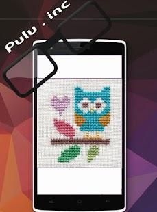 cross stitch craft - náhled