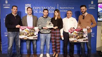 Puesta de largo del gran evento en la Diputación.