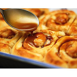 Cinnamon Rolls by Bing