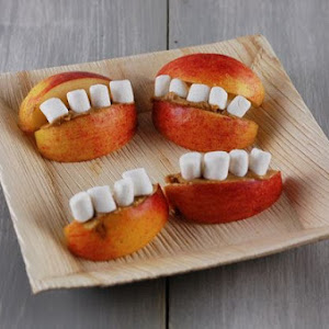 Vampire Mouths (for Halloween)