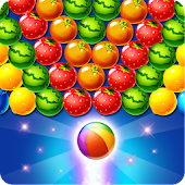 Fruit Pop Bubble Shooter