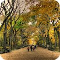 Central Park NY Live Wallpaper icon